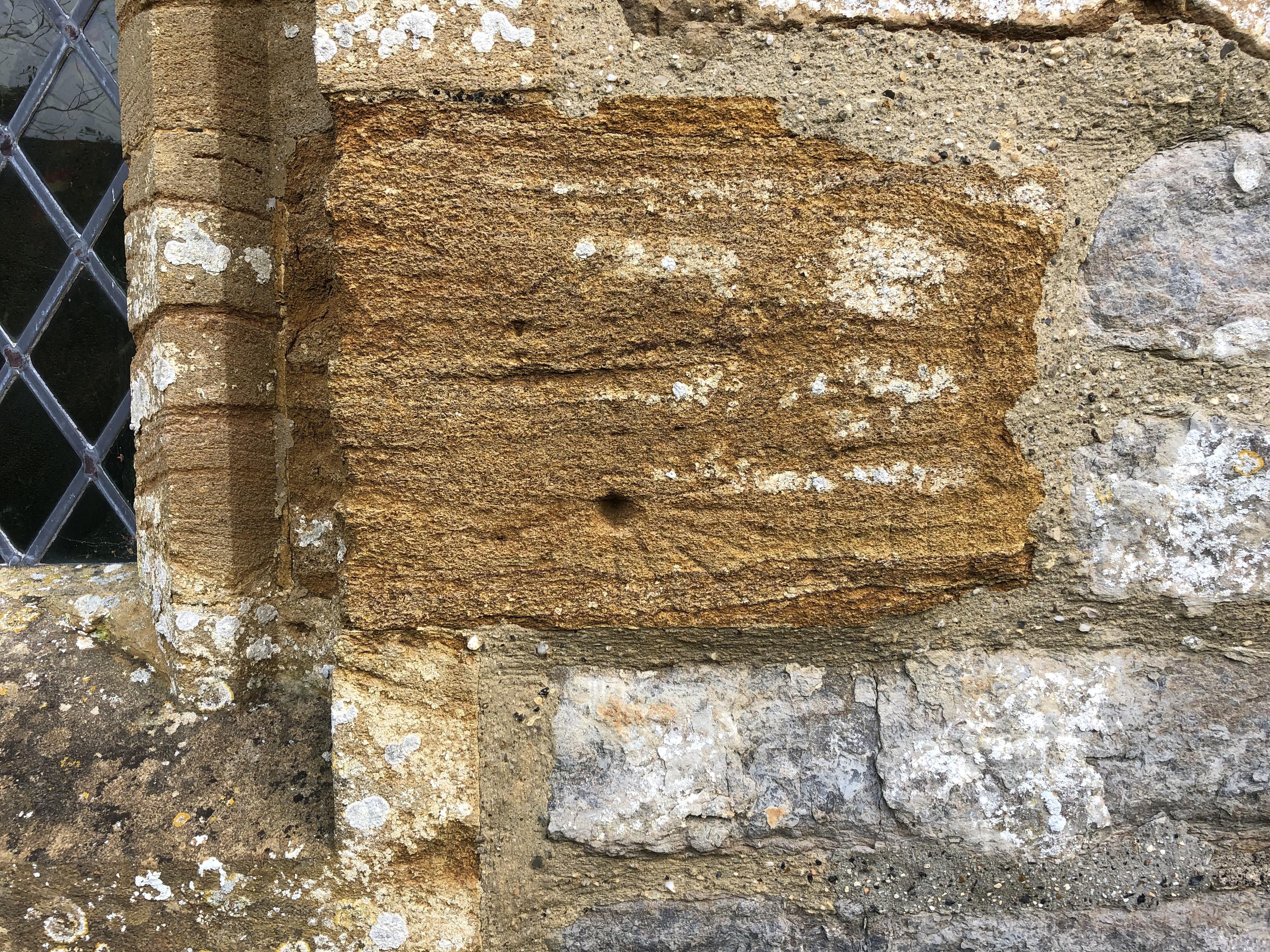 Scratch Dial: St Mary Rimpton Dorset (Keith Salvesen)