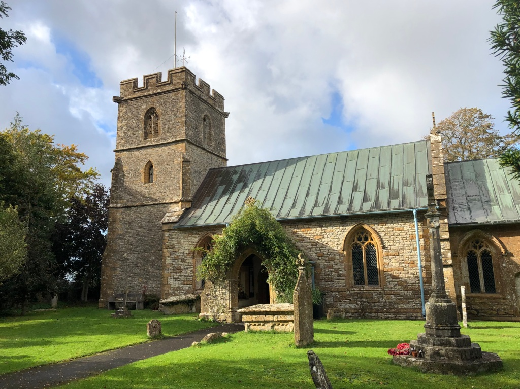 St Mary Magdalene Thornford Dorset (Keith Salvesen)