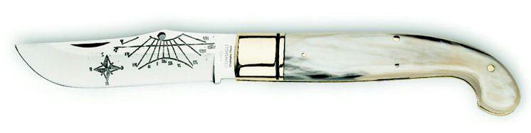 ZUAVA SUNDIAL KNIFE, SCARPERIA, MUGELLO (Keith Salvesen)