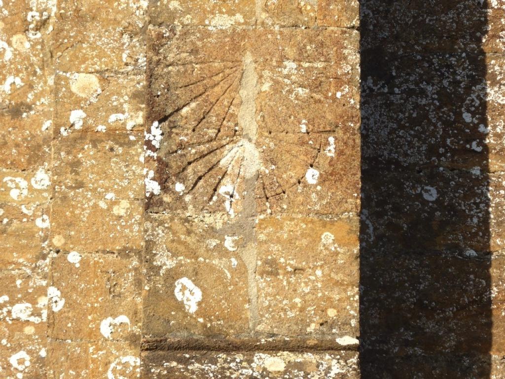 St Mary, Bradford Abbas - Scratch Dials (Keith Salvesen)