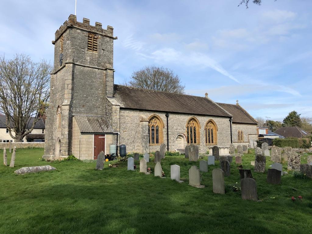 St Mary . Stratton . Dorset